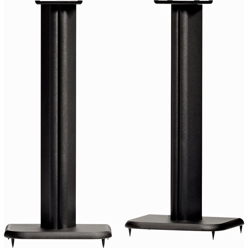 Speaker Mounts And Stands Sanus Bf24 B1 Basic Series 24 Tall Stand For
