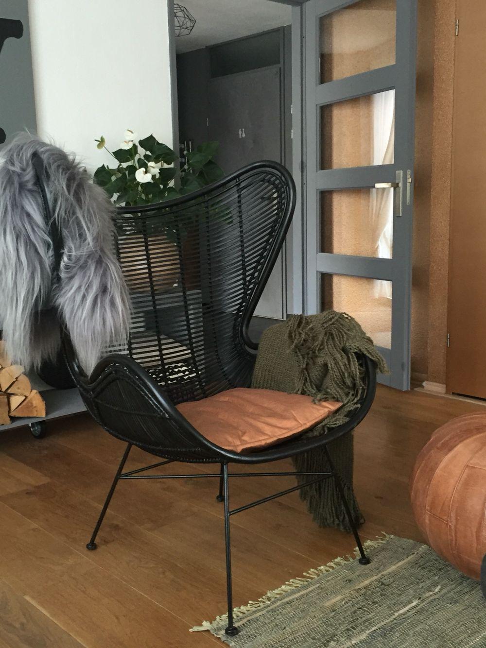 My New HK Living Egg Chair. I Love It.