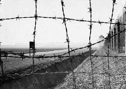 Barbed Wire Fence at Dachau | I Never Saw Another Butterfly ...