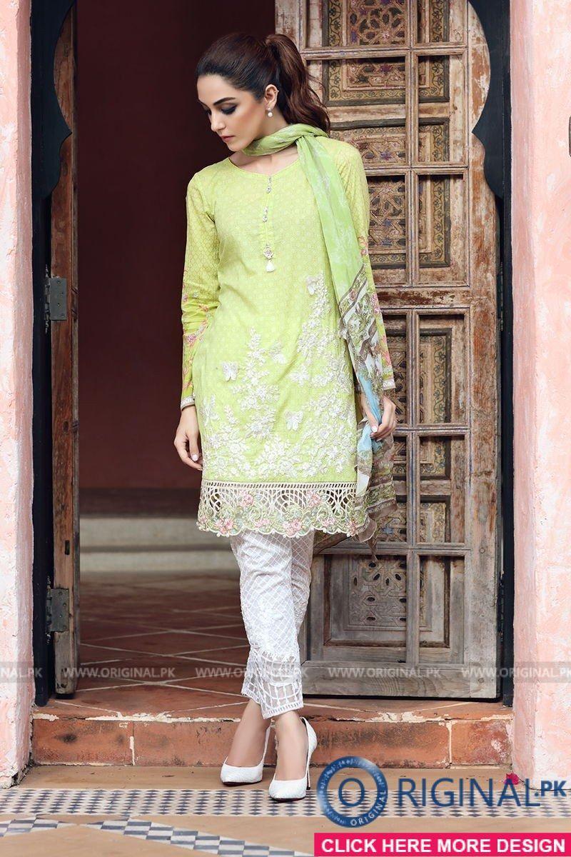Pin von Fashion Desi auf Pakistani Lawn Suits | Pinterest