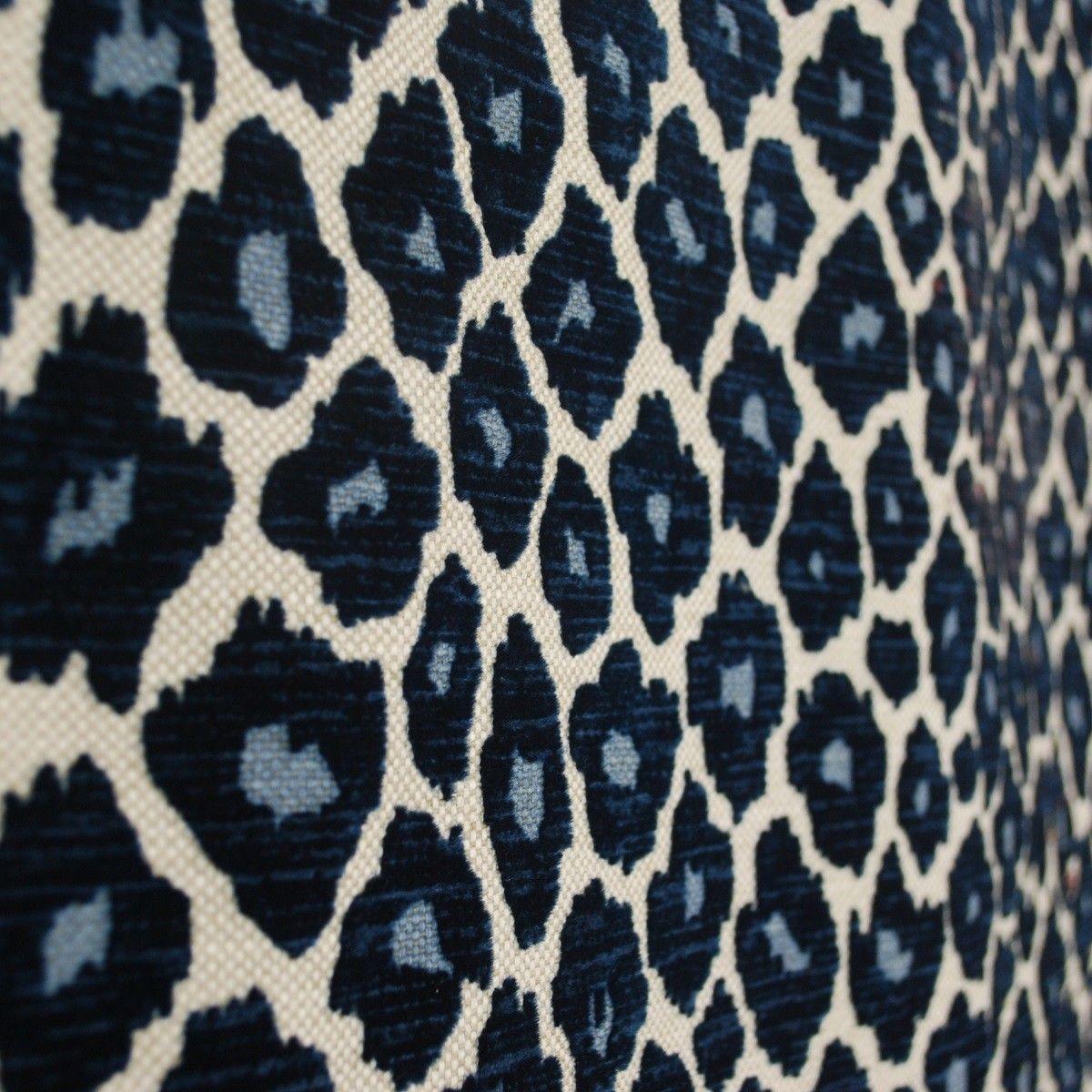 Simba Navy Blue Chenille Upholstery Fabric Sku U9445 Blue And