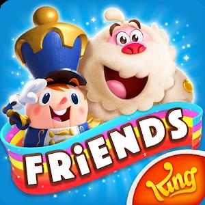 Candy Crush Friends Saga APK MOD v1.32.4 Juegos de