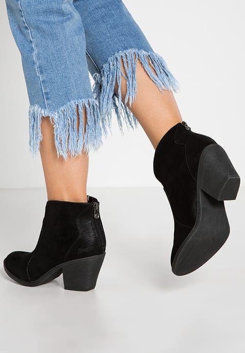Blowfish Schloss Ankle Boot Black Zalando Pl Ankle Boot Black Boots Boots