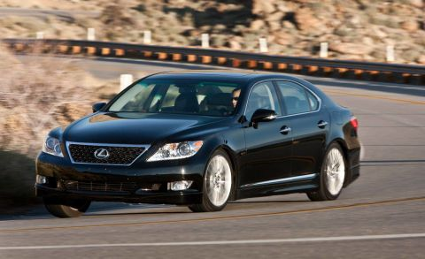 2010 Lexus LS 460 Sport, purchased one like this in 2014. | Previous ...