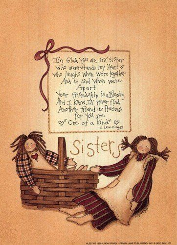 Image detail for -Sister Wall Quotes | sisters
