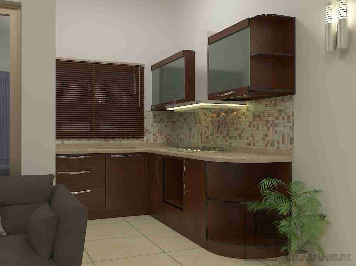 Small House Normal Kitchen Design