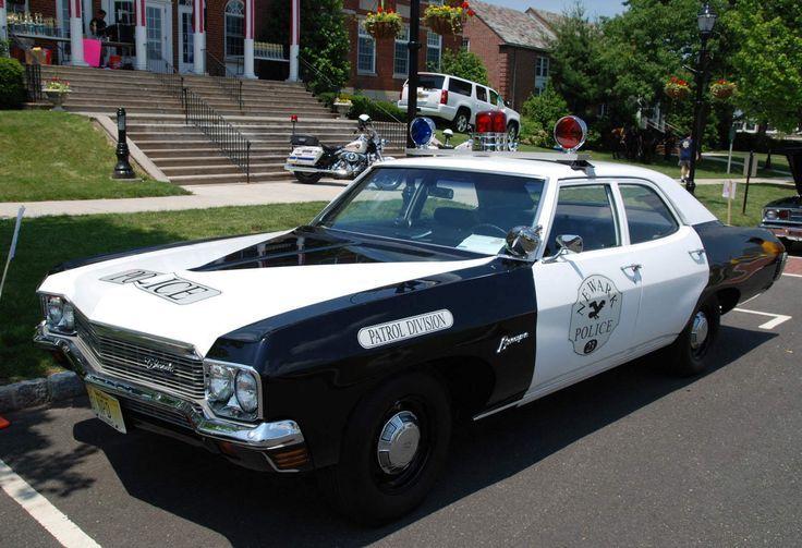 Newark Police 1970 Chevy Biscayne Police Cars Police Truck