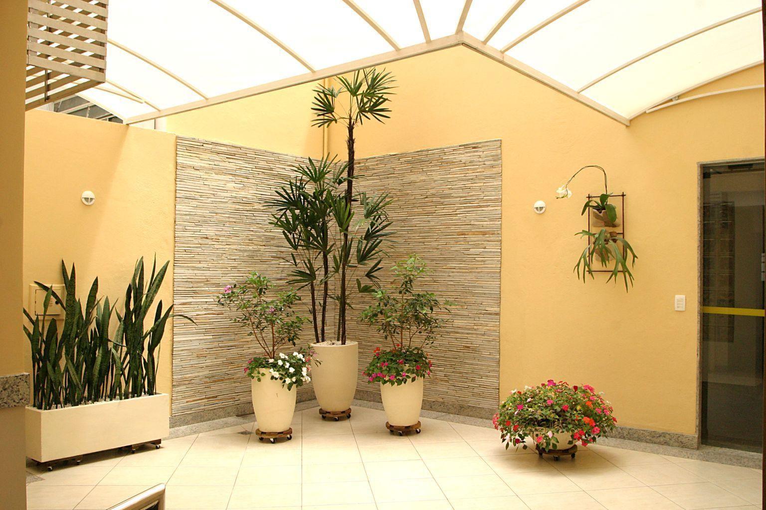 Decoração para quintal pequeno fotos   Gardens and House