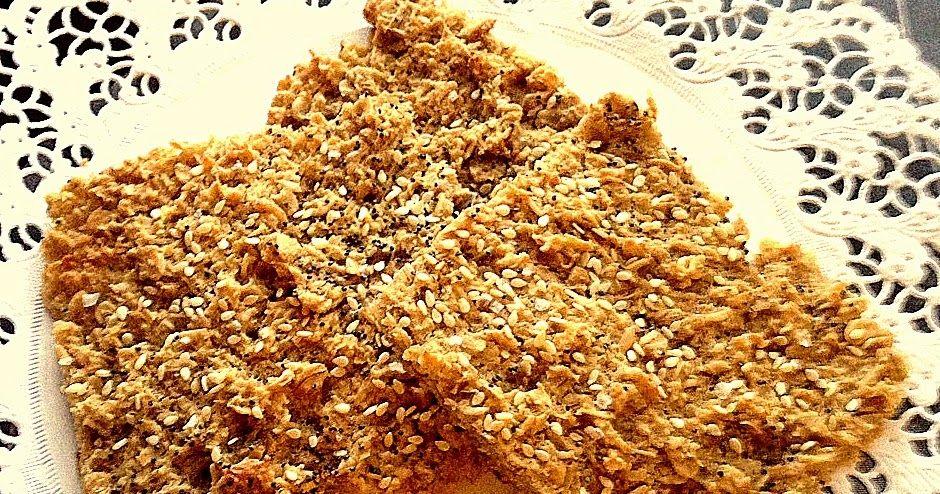 Kanelikaruselli: Nopea ja nopeasti koukuttava jauhoton kauraleipä