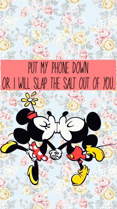 Disney And Tumblr Inspired Iphone Lock Screen Wallpaper Phone