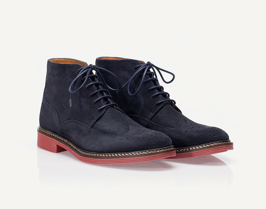 Massimo Dutti Men's Winter Boots - Shop Now • Selectism