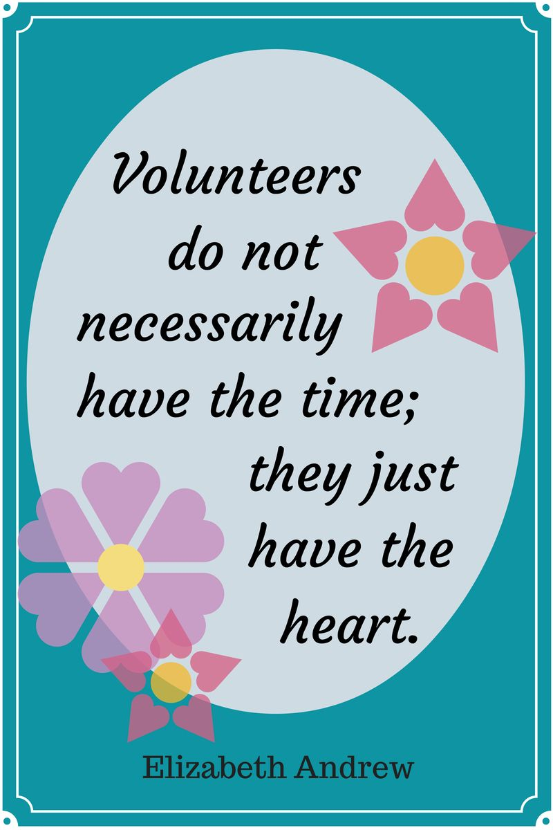 Image result for volunteer sayings inspirational quotes