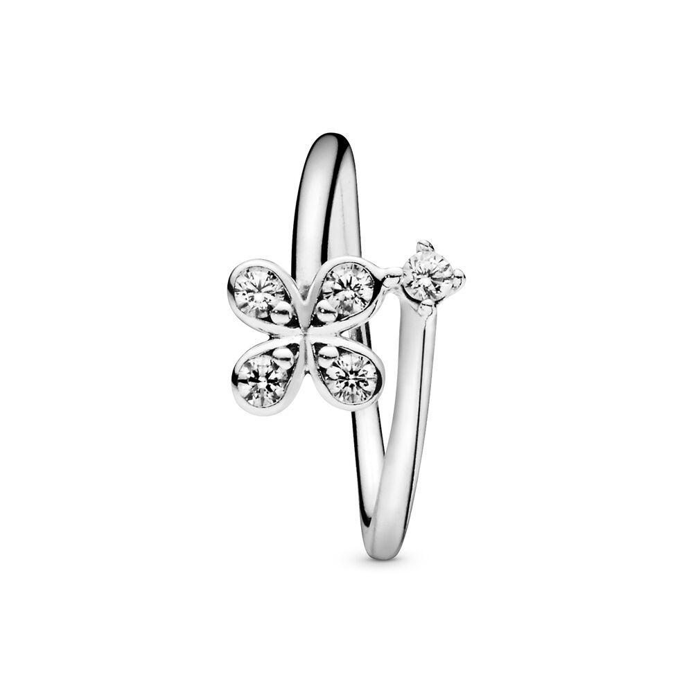 pandora anello fiori