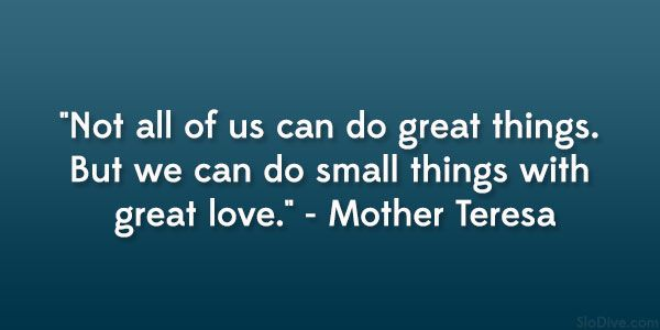 Mother Teresa Quotes On Serving Others Quotesgram Mother Teresa Quotes Quotes Inspirational Positive Mother Teresa