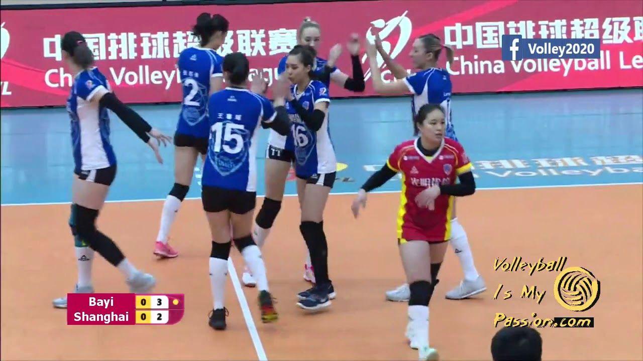 Cvl W Bayi Vs Shanghai 14 12 2019