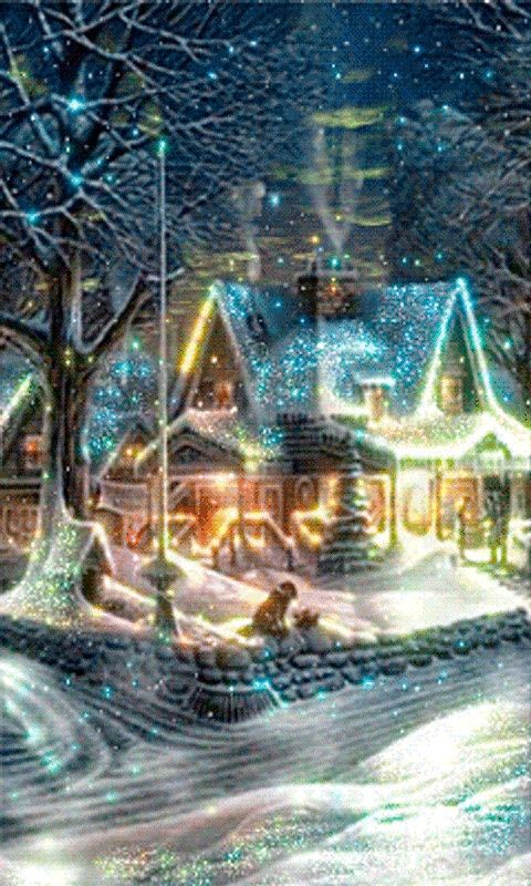 Free Winter Delight Live Wallpaper APK Download For