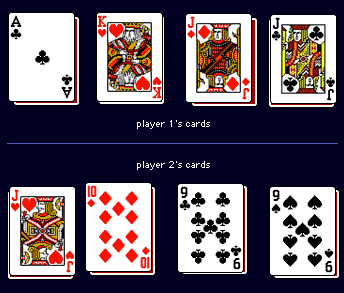 Rules For Two Handed Euchre Euchre For Two Players Classic Card Games Card Games For Kids Card Games