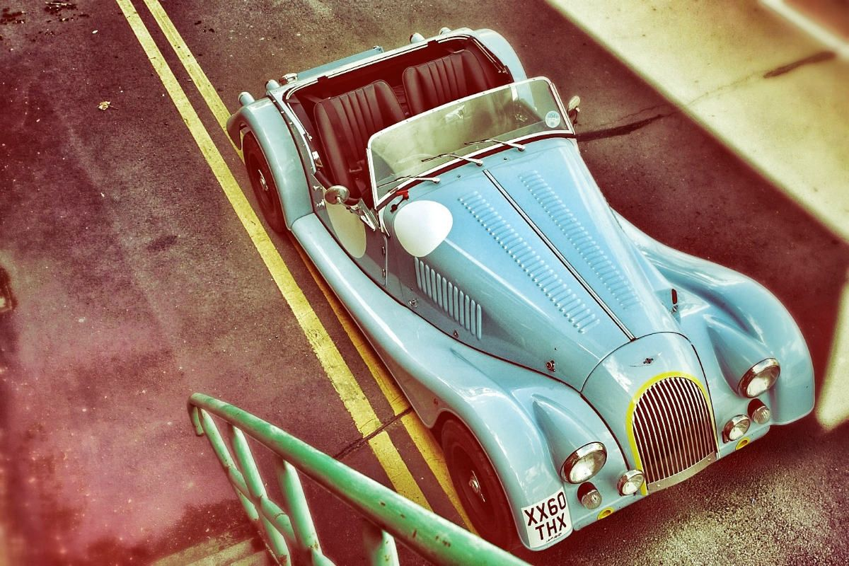 Unique cars, cars, British sports cars