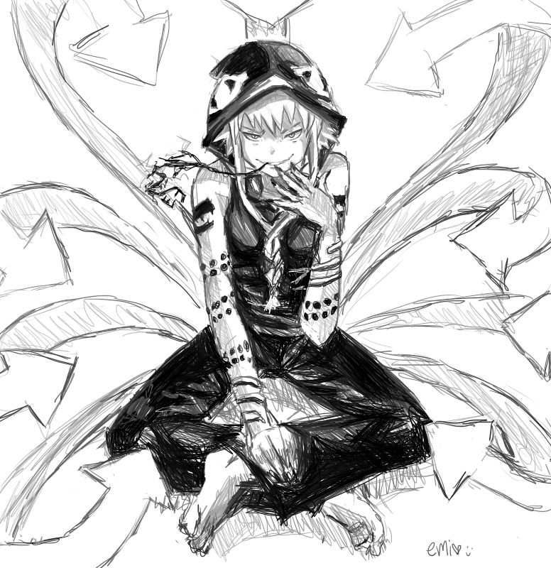 Medusa Dibujos T
