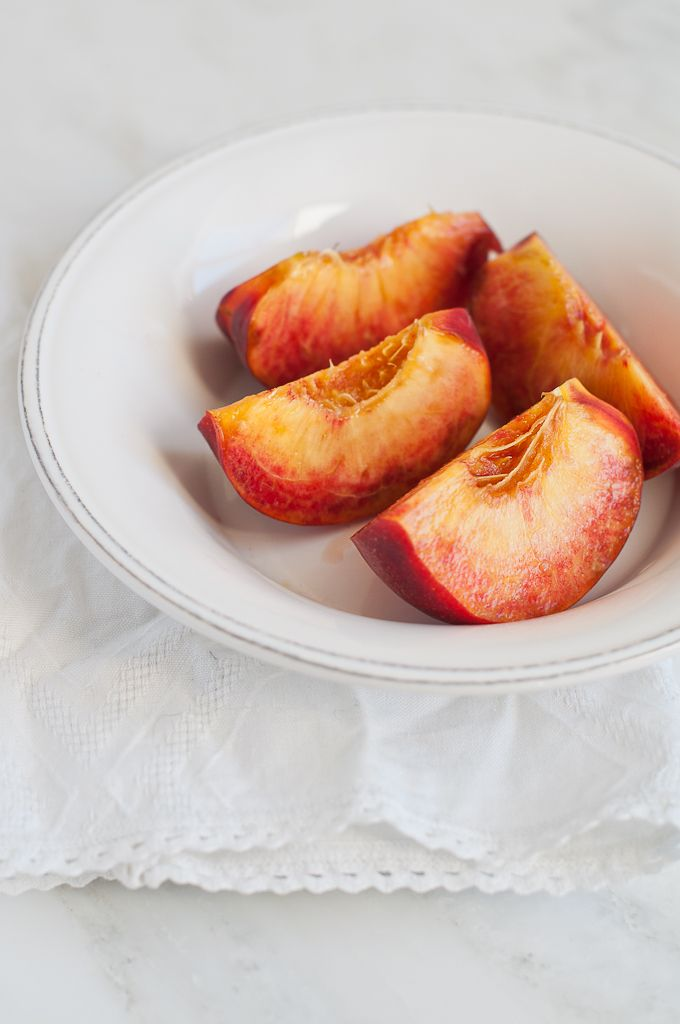 Volpedo Peaches - the sweetest yellow peaches out there.