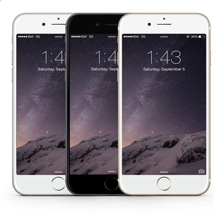 Cool apple iphone 6 64gb factory unlocked smartphone