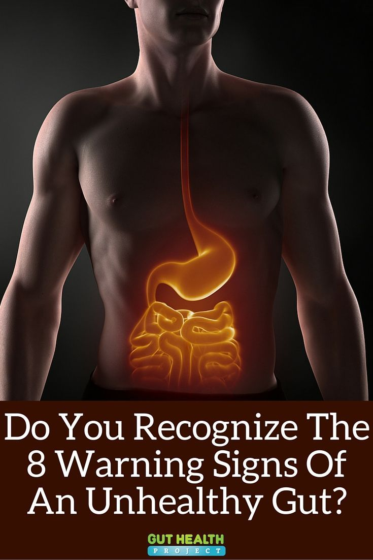 8 Warning Signs Of an Unhealthy Gut | Gut Health | Digestion | Holistic | Health
