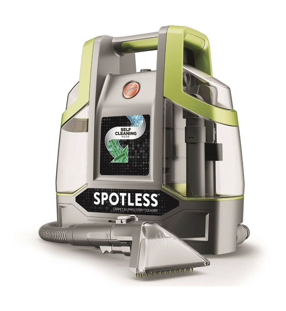 Hoover Spotless Pet Portable Carpet and Upholstery Cleaner