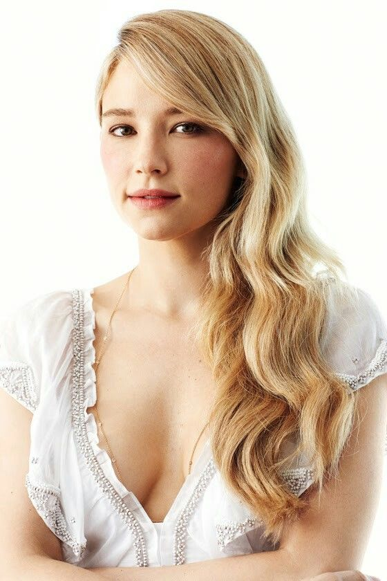 haley bennett short hair