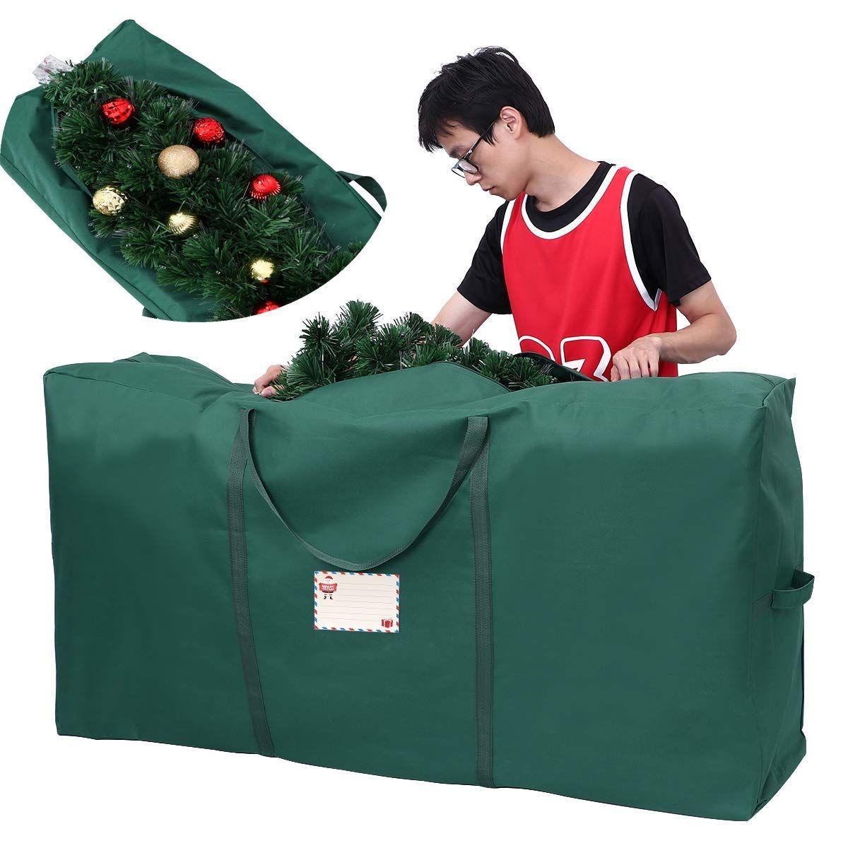 Amazon Com Unomor Christmas Tree Storage Bag Fit Up To 7