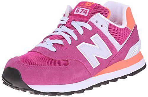 574 new balance damen pink
