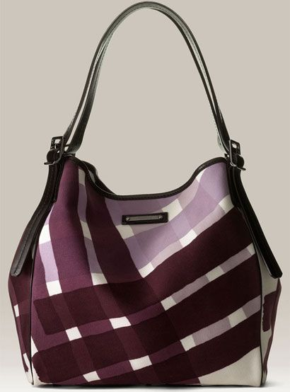 906433536d1e Burberry  Smoked Check  Hobo. I ve wanted a Burberry bag for years!!! only   164.20 I m in love!!!