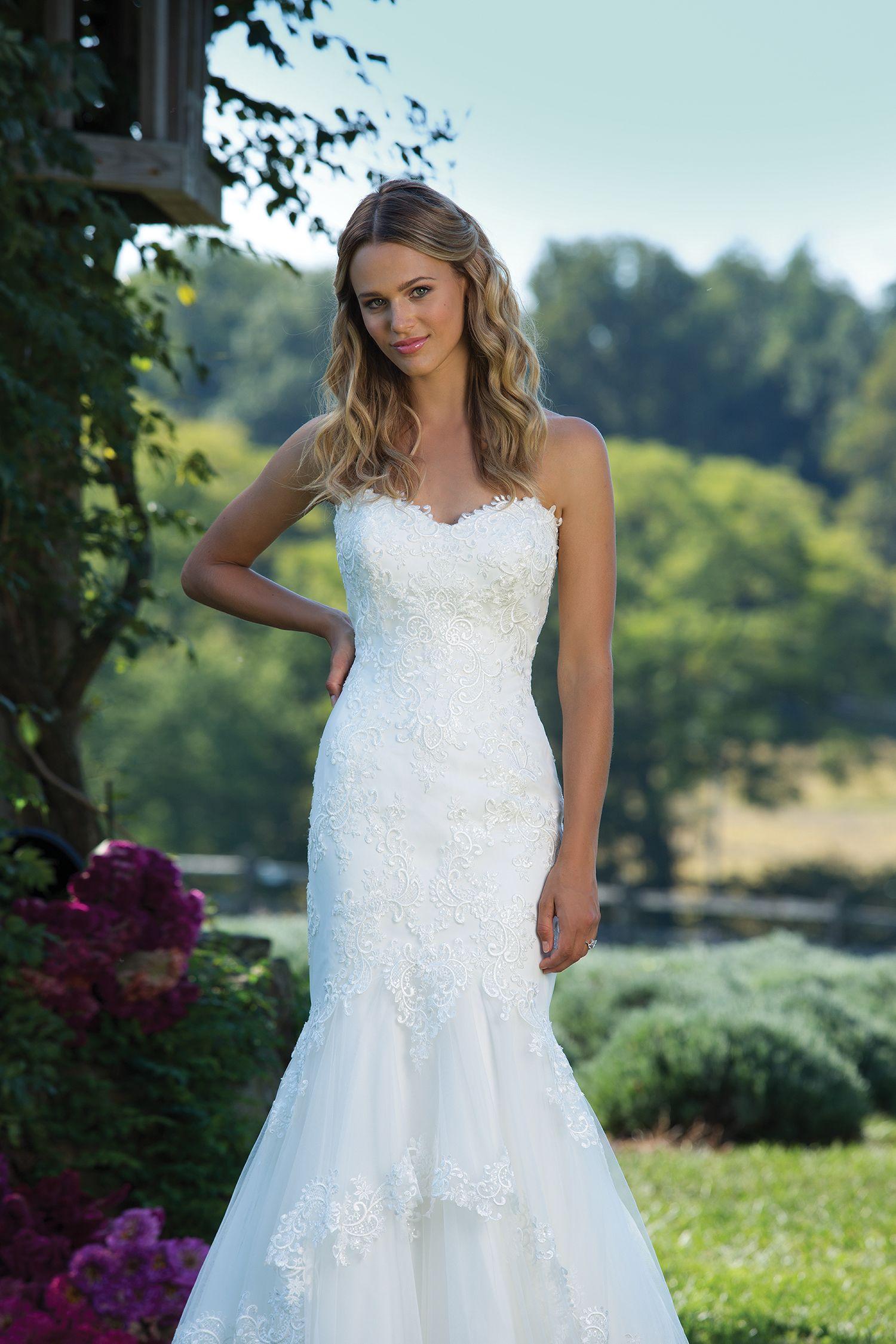 Trouwjurk sincerity valkengoed wedding fashion wedding