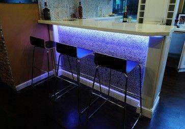 6 led strip light kit cool white