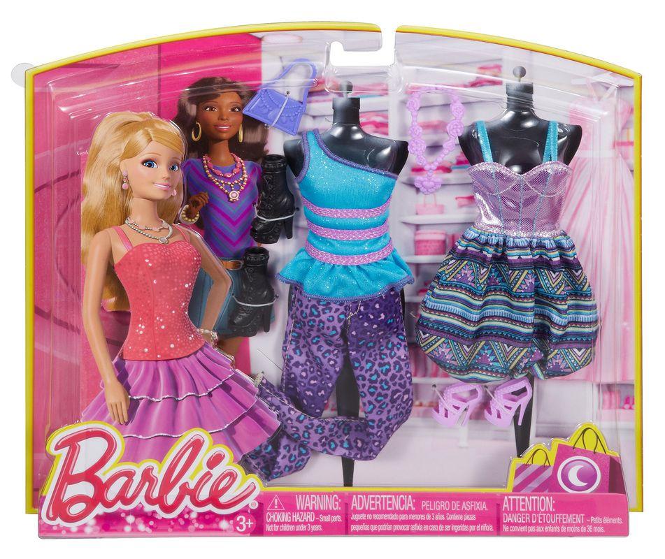 barbie fashion pack - Bing Images | Barbie Fashion Packs | Pinterest