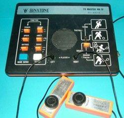Binatone Tv Master 1970s Image Iworkaswell Old School