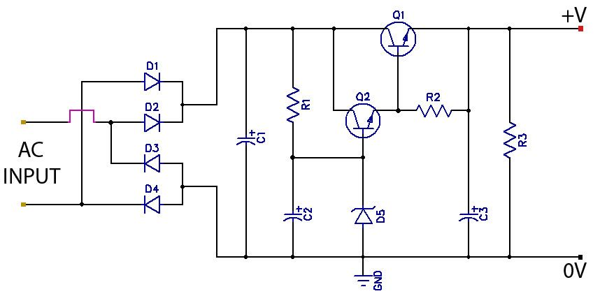 e6dd892c6a900916e79f8c8016743917 circuit diagram power supply 0 from nonct transformer power Low Voltage Wiring Guide at reclaimingppi.co