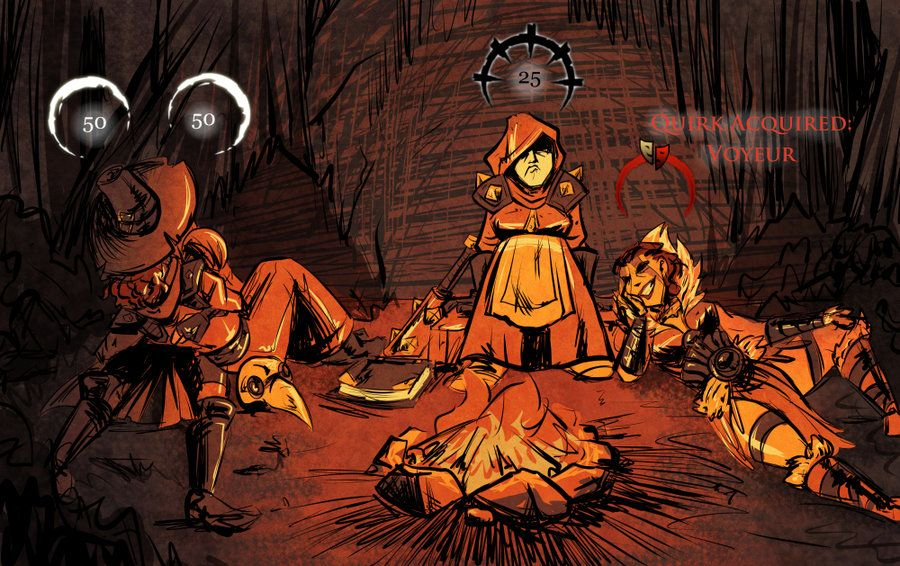 Darkest Dungeon Party Art Darkest Dungeon Darkest Dungeon Art Darkest Dungeon Memes