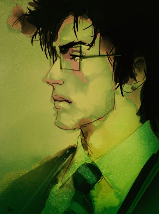 James Potter by Pokie
