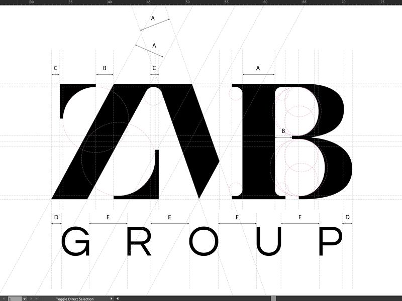 Zmb Logo Logos Logo Design Gaming Logos