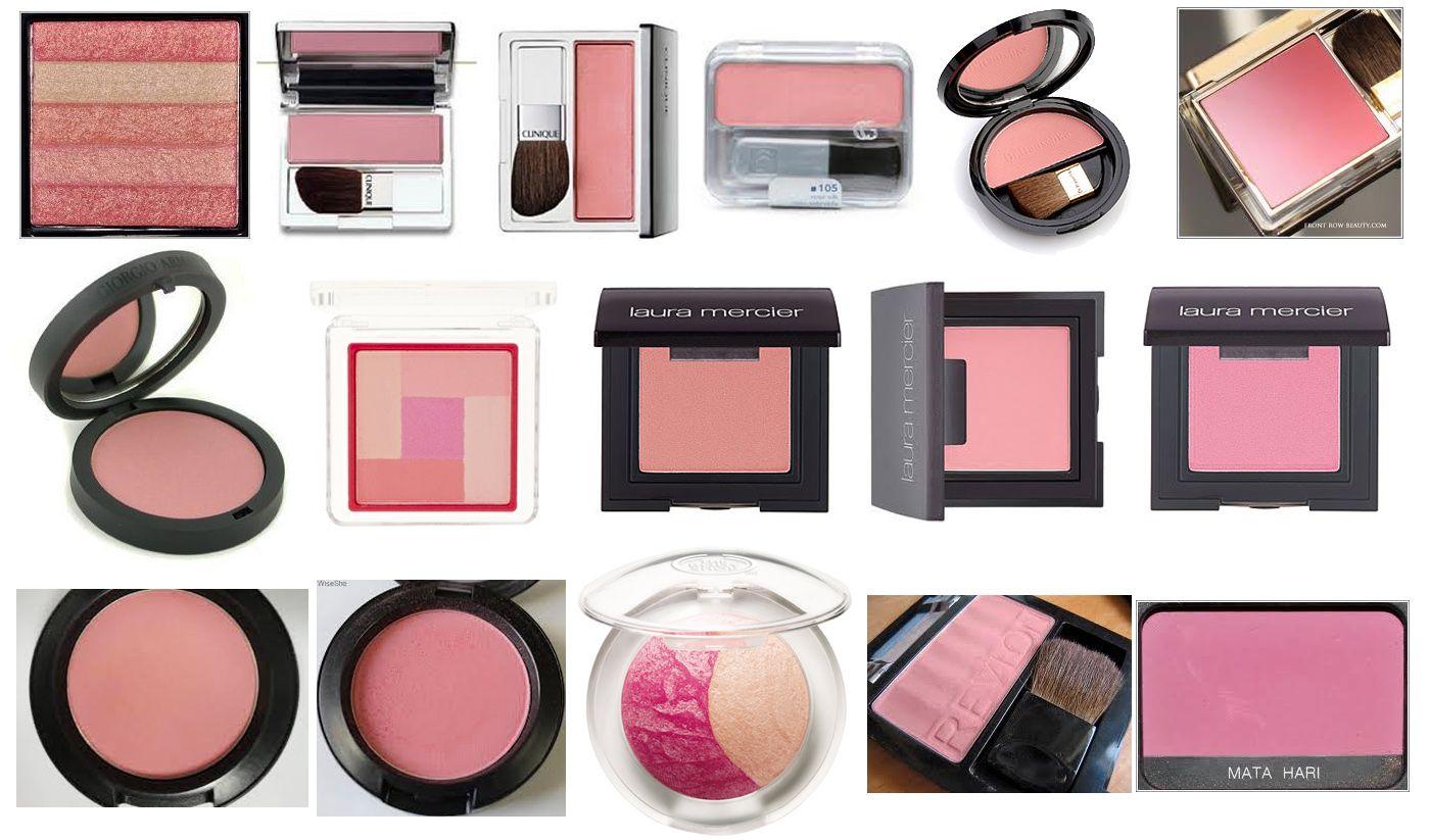Light Summer Blushes Light Summer Color Palette Makeup Soft