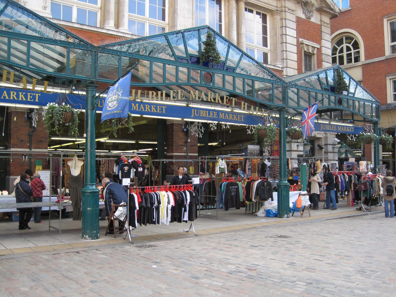 Covent Garden Market Visit london, London town, England