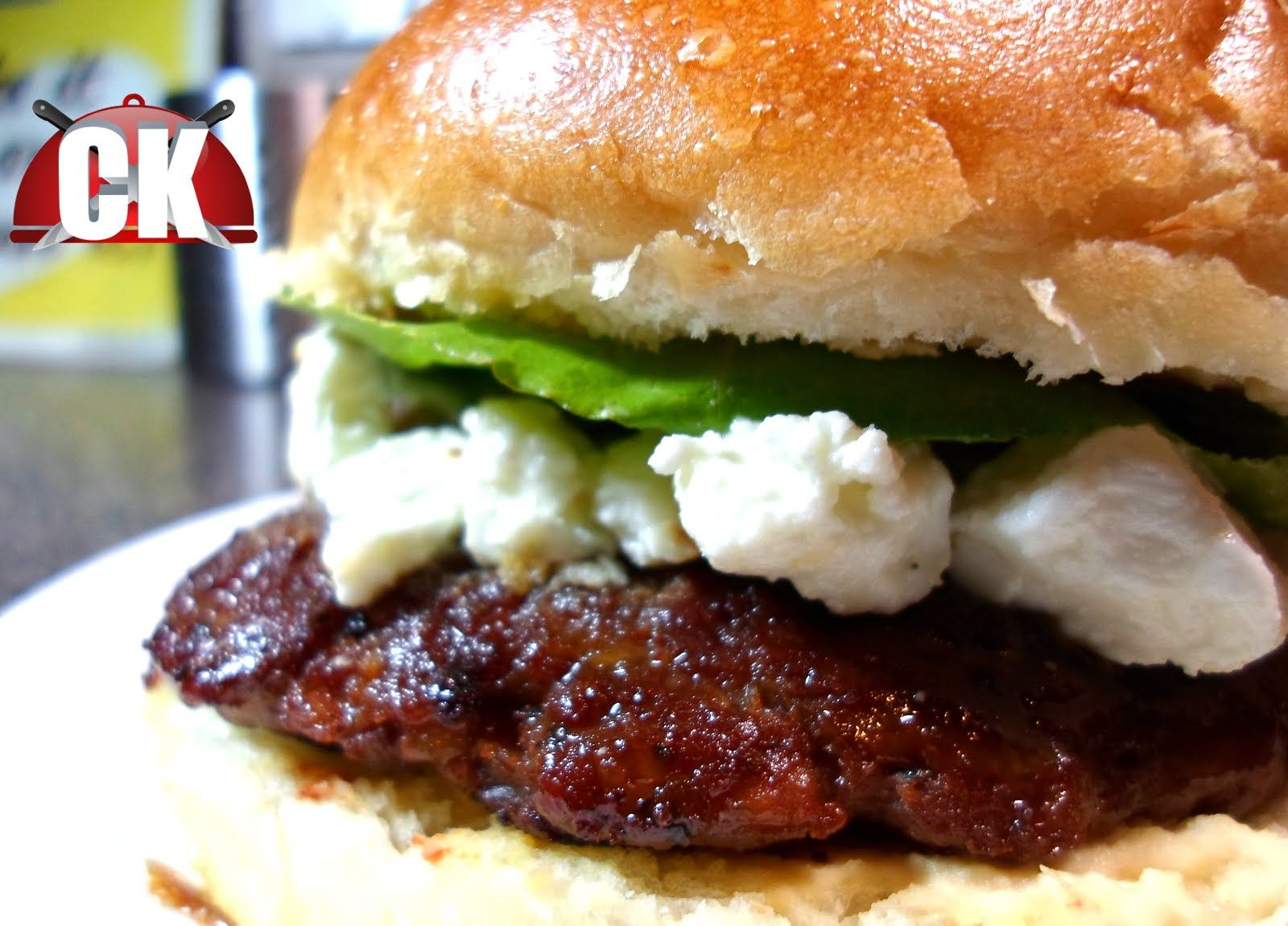 How to make Lamb Burgers - Chef Kendra's Easy Cooking!