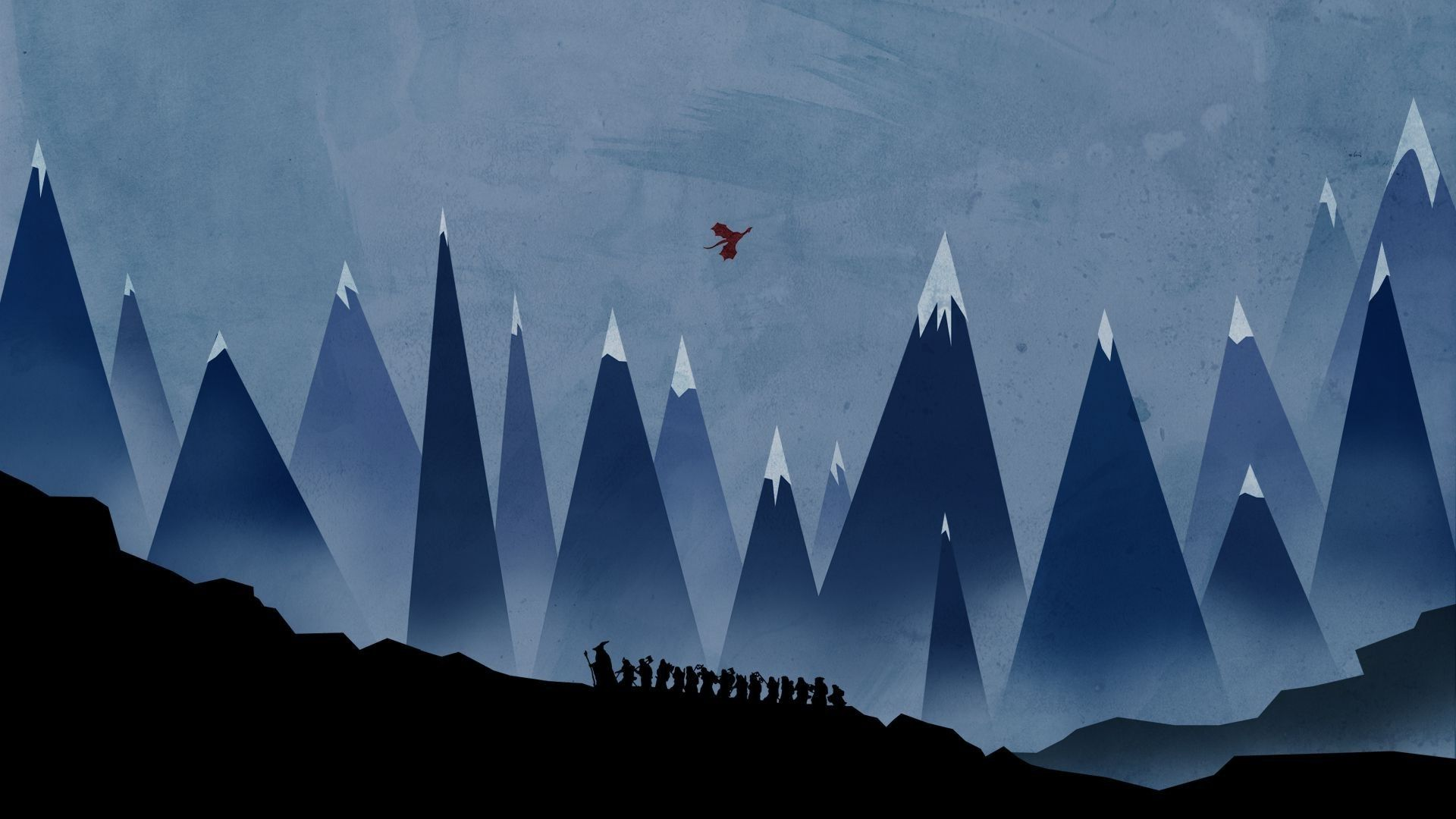 Pin By 乃楨 林 On Middle Earth The Hobbit Minimalist Wallpaper Hobbit An Unexpected Journey