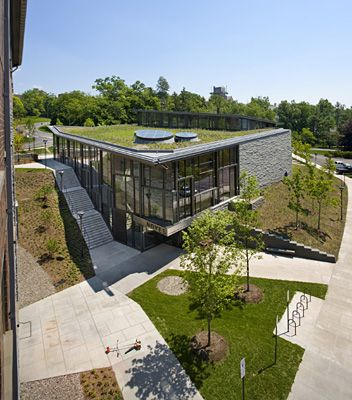 Noyes Community Rec Center, Cornell. KieranTimberlake.