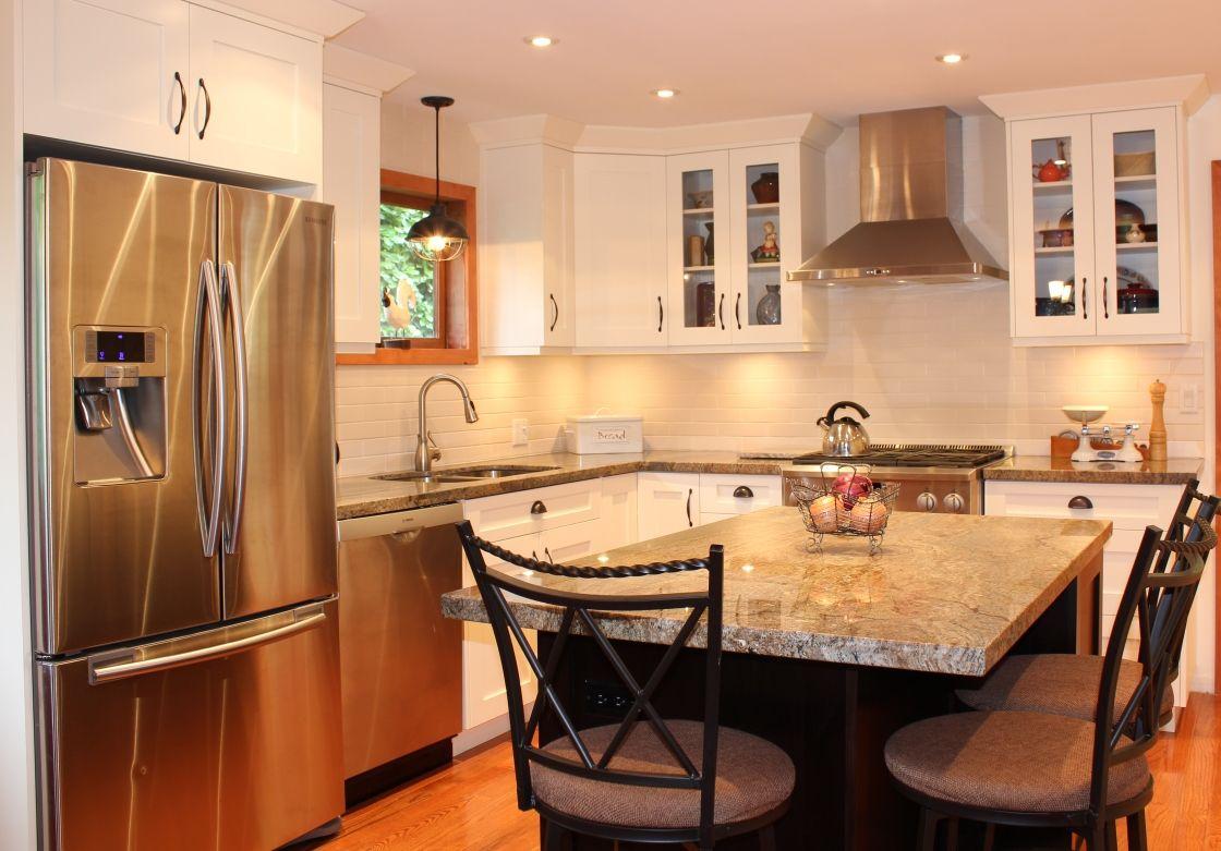 North Vancouver Kitchen Cabinets. Kitchen Designed By Cornerstone Kitchens  U0026 Design