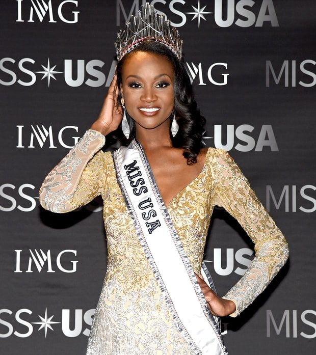 "CLICK TO READ Virginia State University Graduate  Deshauna Barber Wins Miss USA: ""Confidently Beautiful"" - https://urbanimagemagazine.com/virginia-state-graduate-deshauna-barber-wins-miss-usa-confidently-beautiful/"