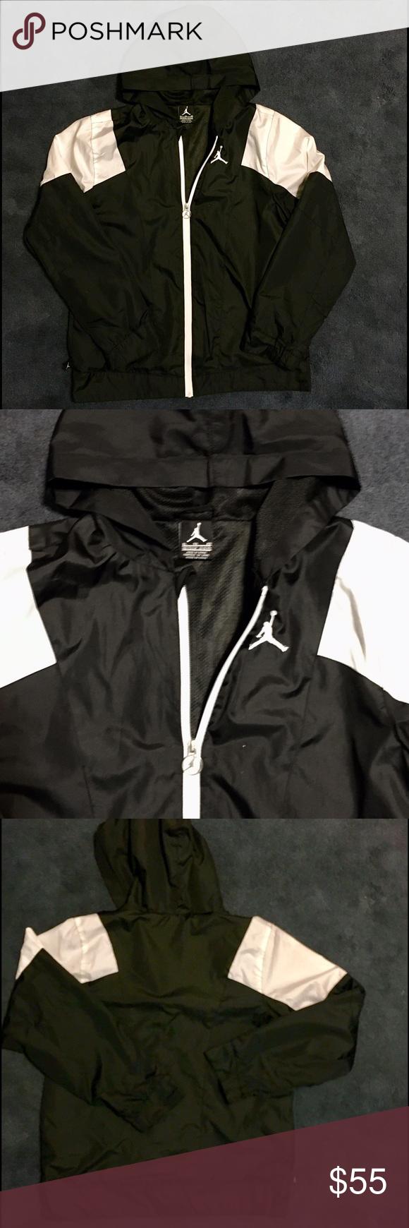 5df017d005e0 NIKE JORDAN WINDBREAKER JORDAN BOYS XL WINDBREAKER- NWOT Jordan Jackets    Coats