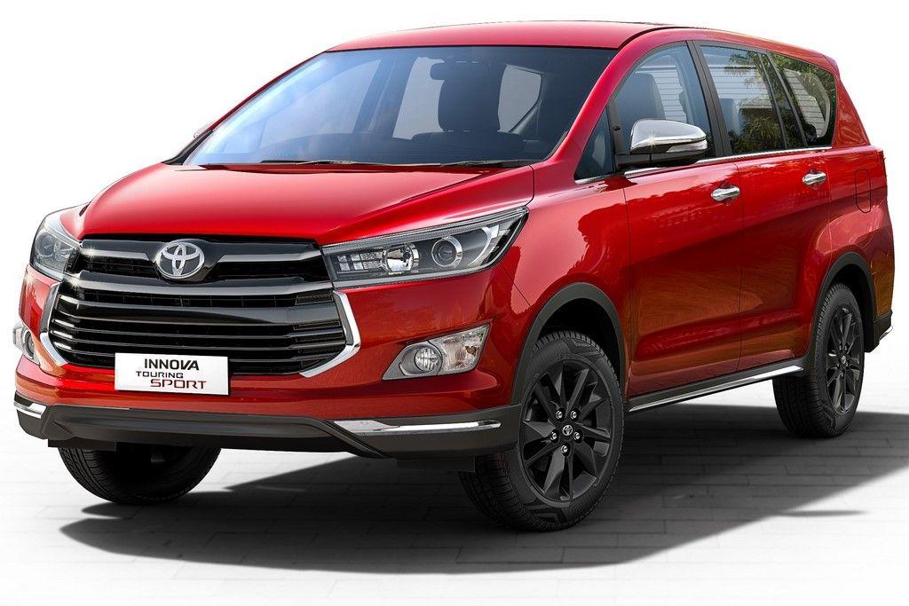Toyota Innova Touring Sport Price Starts At Rs. 17.79
