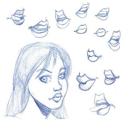 Pouty Lips Lips Drawing Face Drawing Reference Pouty