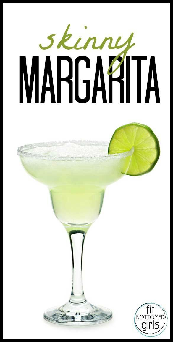 Hello (healthier) margarita! Low-cal and low-sugar. Awesome.